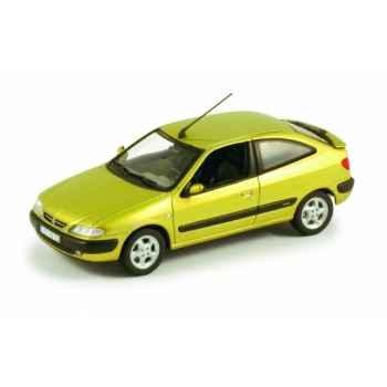 Citroën xsara vts jaune naissant Norev 154300