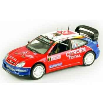 Citroën xsara wrc rallye de monte-carlo 2005 Norev 154302