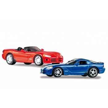 Coffret dodge viper coupé + convertible Norev 649530