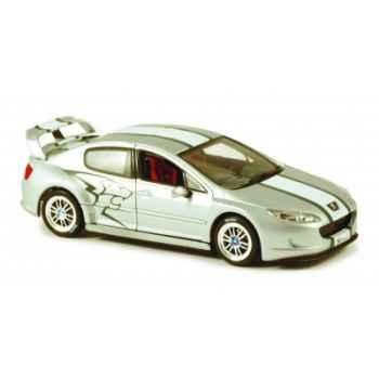 Concept car peugeot 407 silhouette Norev 474735
