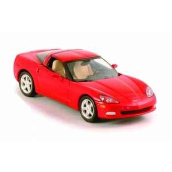 Corvette c6 coupé victory red Norev 900000