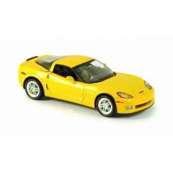 Corvette z06 velocity yellow Norev 900002