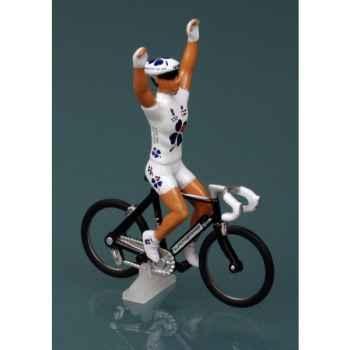 Coureur cycliste française des jeux (vainqueur ) Norev CC4534