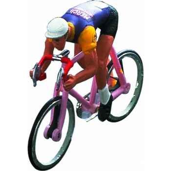 Cycliste coureur mercier Norev CC4500