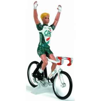 Cycliste crédit agricole Norev CC4522