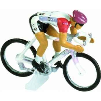 Cycliste deutsche telekom Norev CC4520