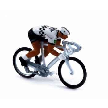 Cycliste peugeot Norev CC4503