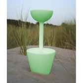 lampe solaire daylight vert