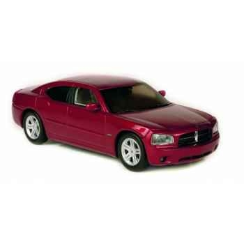 Dodge charger r/t inferno red 2006 Norev 950000