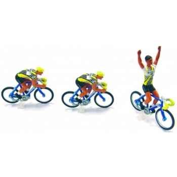 Equipe cycliste renault Norev EC4084