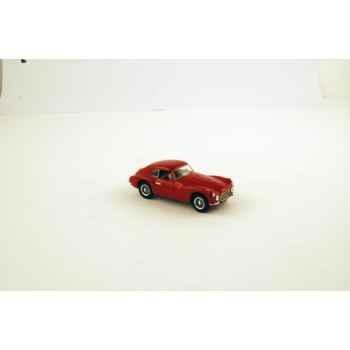 Fiat 8v rouge métallique intérieur vert 1952  Norev 778001