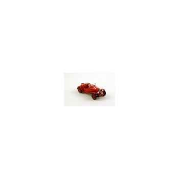 Fiat balilla sport mille miglia rouge 1937 Norev 770024