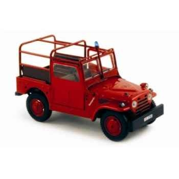 Fiat campagnola 1959 pompier Norev 770040