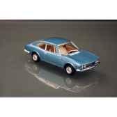 fiat dino coupe bleu metallise norev 770102