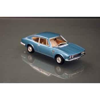 Fiat dino coupé bleu métallisé Norev 770102
