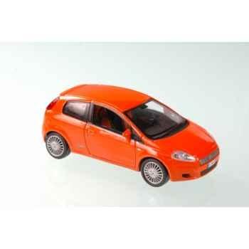 Fiat grande punto 3p orange 2005 Norev 771064