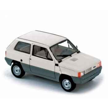 Fiat panda 1981 blanc corfu  Norev 773015