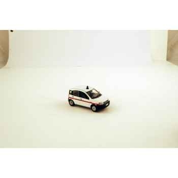 Fiat panda polizia san marino 2004  Norev 773011