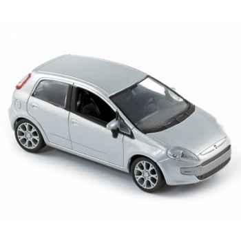 Fiat punto evo  2010 silver  Norev 771110