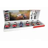 gift box loeb elena winner for the 6th consecutive year of wrc in2009 norev 155430