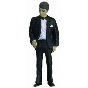 Homme en costume de soir Norev PP1503
