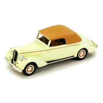 Hotchkiss 686 biarritz cabriolet crème Norev 590004