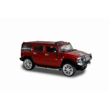 Hummer h2 suv rouge 2004  Norev 900951