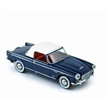 Lancia appia convertible vignale 4 posti 1959 bleu lancia  Norev 783049