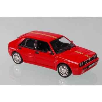 Lancia delta hf rouge monza club lancia 1992 Norev 785001