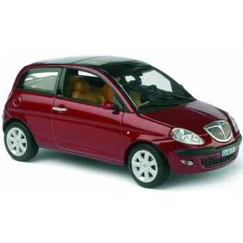 Lancia ypsilon rosso guttoso Norev 782001