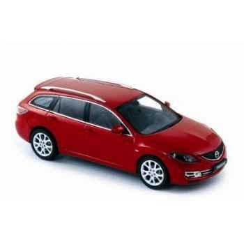 Mazda 6 fw 2008 velocity red mica Norev 800680