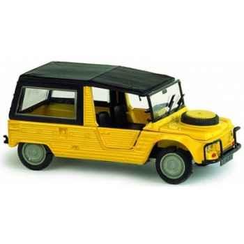 Méhari 4x4 jaune Norev 150910