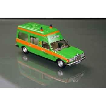 Mercedes ambulance déco asb Norev 351154