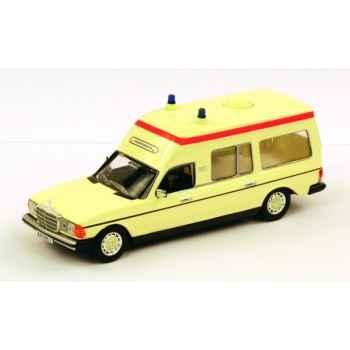 Mercedes-benz ambulance allemande Norev 351151