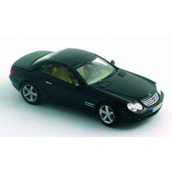 Mercedes-benz sl 500 noir Norev 351102