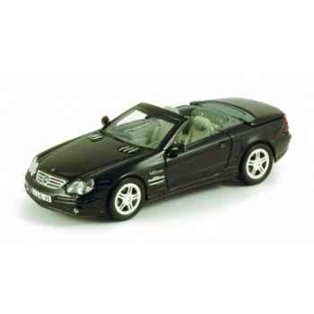 Mercedes-benz sl65 amg noire Norev 351141