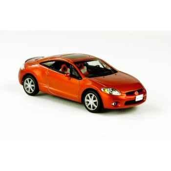 Mitsubishi eclipse coupé orange Norev 800160