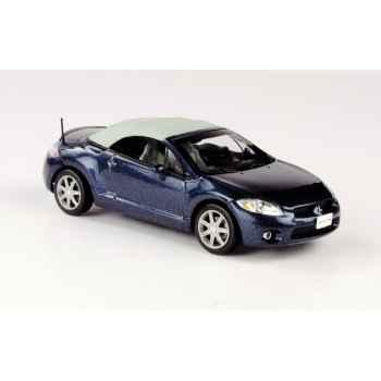 Mitsubishi eclipse spider bleu Norev 800167