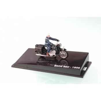 Moto bmw r60 gendarmerie  1956 Norev 970011