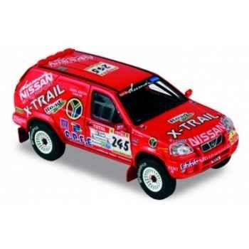 Nissan x-trail dakar 2002 Norev 800271