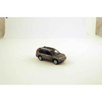 Nissan x-trail gris lunaire 2007  Norev 420112