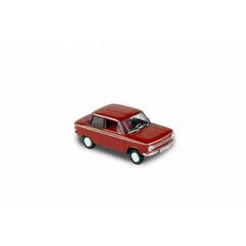 Nsu prinz 4 rouge 1961 Norev 831007