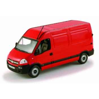 Opel movano rouge Norev 360000