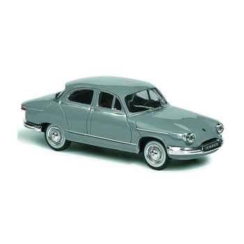 Panhard 17 berline 1965 gris Norev 451701