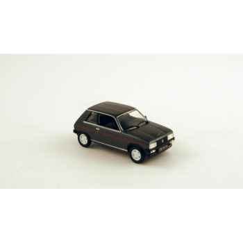 Peugeot 104 zs2 gris 1979  Norev 471401