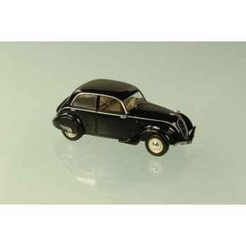 Peugeot 202 berline noire  1947 Norev 472210