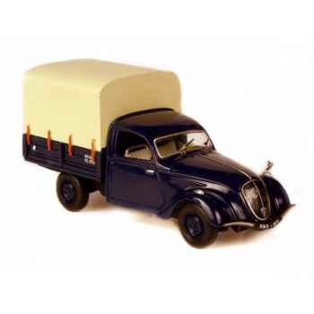 Peugeot 202 pick up bâchée 1947 Norev 472207