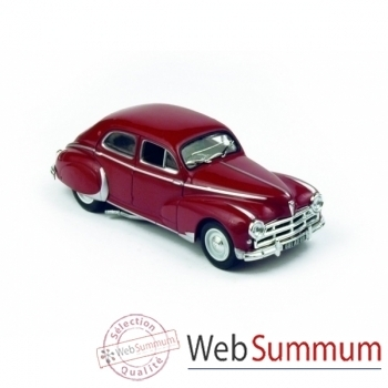 Peugeot 203 darl'mat bordeaux 1953 Norev 470507