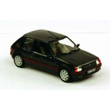Peugeot 205 gti 1.9 noir Norev 471701