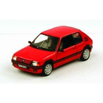 Peugeot 205 gti 1.9 rouge Norev 471700